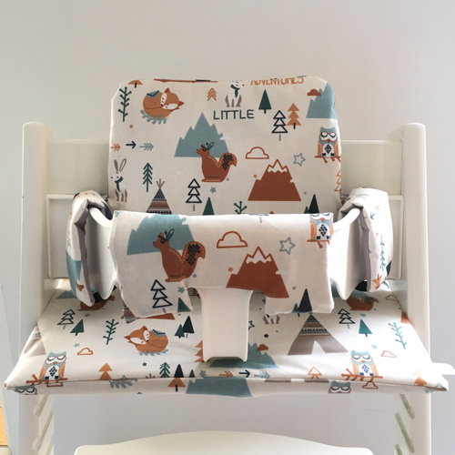Tripp Trapp kussenset geplastificeerd Little Adventure